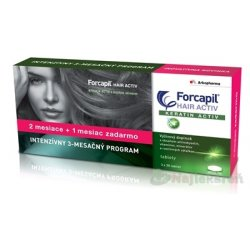 FORCAPIL HAIR ACTIV 90 ks