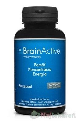 ADVANCE BrainActive - Advance BrainActive 60 kapsúl