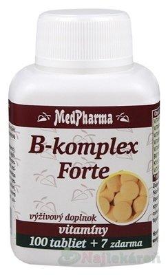 MedPharma B-komplex Forte