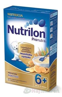 Nutrilon Pronutra obilno-mliečna kaša piškótová