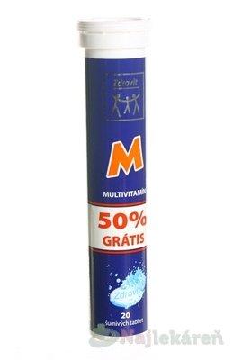 Zdrovit MULTIVITAMIN 50% grátis