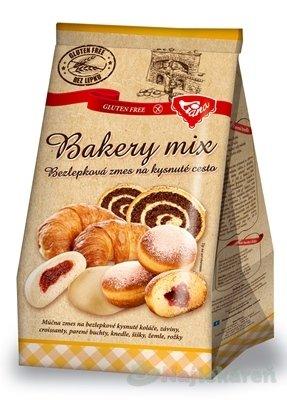 Liana Bakery mix, múčna bezlepková zmes na kysnuté cesto, 1000g - Liana Bakery mix plv múčna bezlepková zmes na kysnuté cesto 1000 g