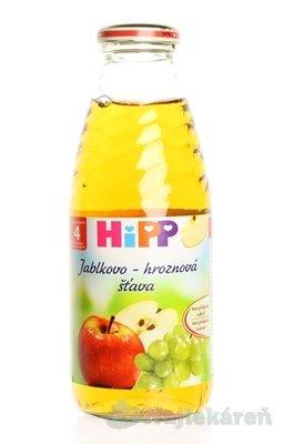 HiPP BIO Jablkovo - hroznová šťava 500ml
