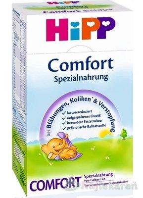 HiPP Comfort špeciálna dojčenská výživa