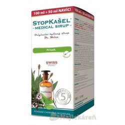 STOPKAŠEĽ Medical SIRUP - Dr.Weiss
