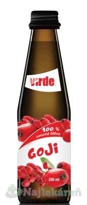 VIRDE GOJI 100 % ovocná šťava