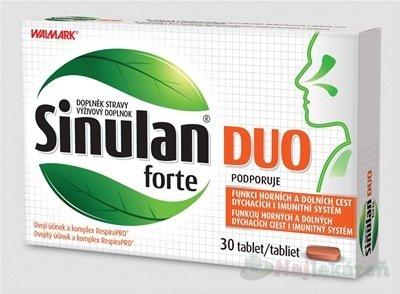 Walmark Sinulan Duo Forte 30 tabliet