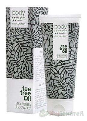 Australian Body Cane Tea Tree Oil sprchový gél antibakteriálny 200 ml