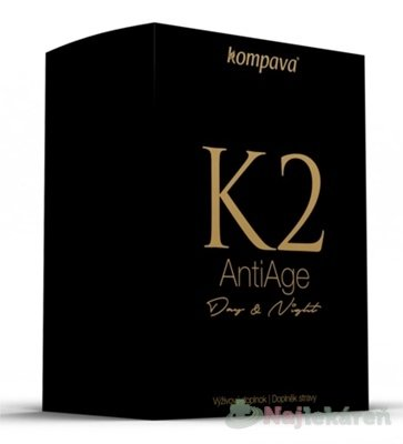 K2 AntiAge Day and Night 180 tbl.