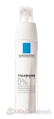 LA ROCHE-POSAY TOLERIANE ULTRA 40ml - Santé La Roche Posay intenzívny zklidňující péče Toleriane Ultra 0 % paraben 40 ml