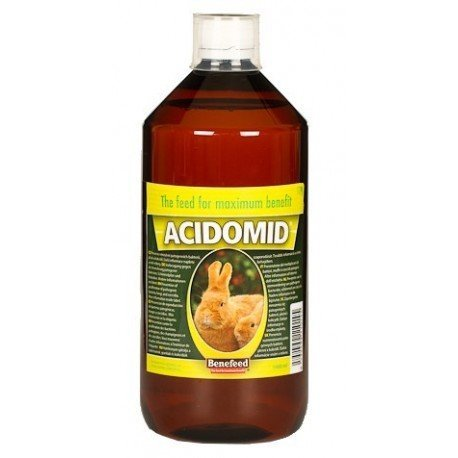 Benefeed Acidomid králik 1 l