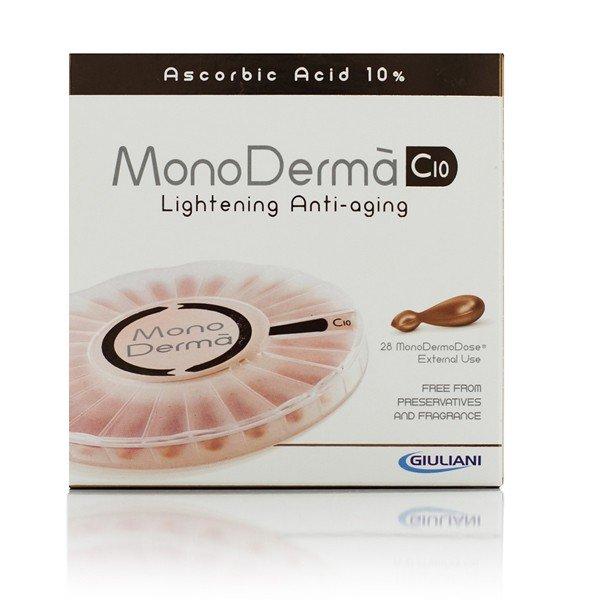 Monodermá C10 vitamíny na pleť 28 cps