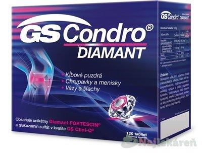 GreenSwan Condro Diamant 120 tbl.