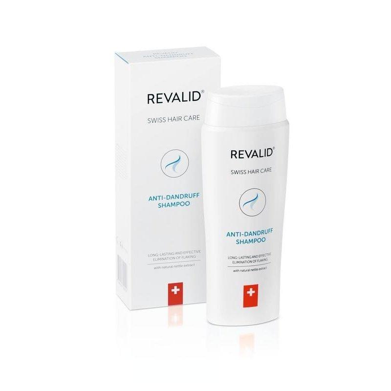 Revalid šampón proti lupinám 250ml - Revalid šampón proti lupům 250 ml