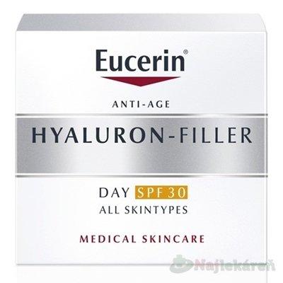 Eucerin HYALURON-FILLER denný krém proti vráskam