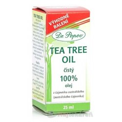 DR. POPOV TEA TREE OIL