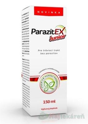 ParazitEx Junior sirup 150 ml