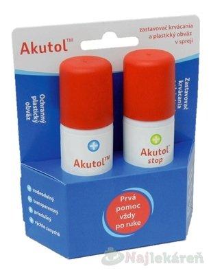 Akutol duo pack