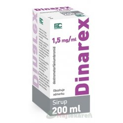 Dinarex 1,5 mg/ml sirup