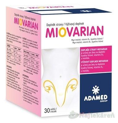 MIOVARIAN vrecúška 30ks - Tanacetum Miovarian vrecúška 30 ks