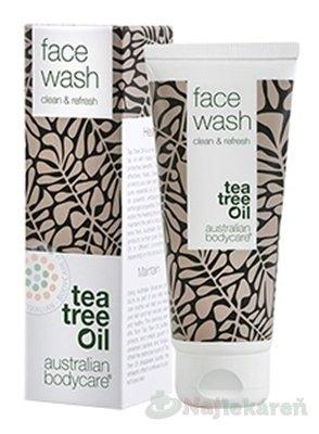 ABC Tea Tree Oil Face Wash Pleťový čistiaci gél 100 ml