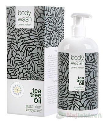 Australian Body Cane Tea Tree Oil sprchový gél antibakteriálny 500 ml