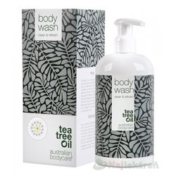 ABC Tea Tree Oil BODY WASH - Tekuté mydlo