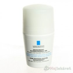 LA ROCHE-POSAY DEO PHYSIO ROLL-ON