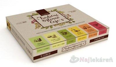 LEROS KAZETA Tradičné bylinné čaje