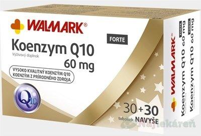 Walmark Koenzym Q10 Forte 60 mg 60 cps.