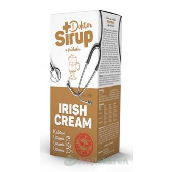 Doktor Sirup IRISH CREAM