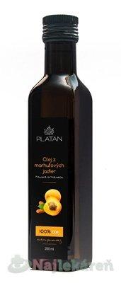 PLATAN Olej z marhuľových jadier - Platan Olej z marhuľových jadier 250ml