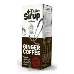Doktor Sirup GINGER COFFEE