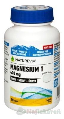 Swiss Magnesium ''1'' 420mg 90 tabliet