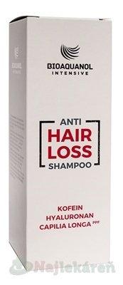 BIOAQUANOL INTENSIVE Anti HAIR LOSS Šampón 250ml