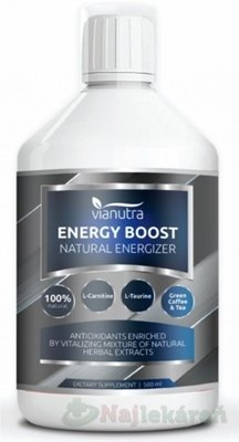 vianutra ENERGY BOOST