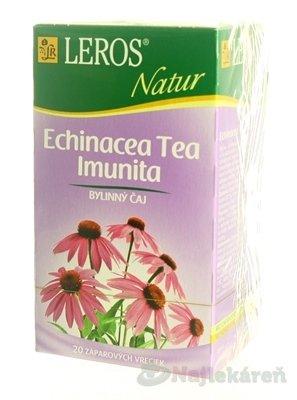 LEROS NATUR ECHINACEA TEA IMUNITA, 20x2 g - Leros Natur Echinacea tea imunita 20 x 2 g