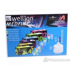 Wellion MEDFINE plus Penneedles 12 mm