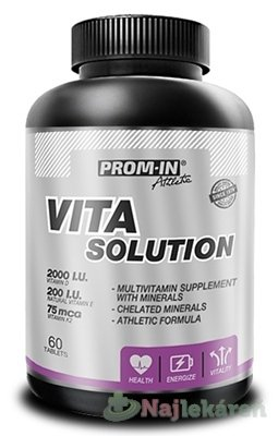 Prom in Vita solution 60 tabliet