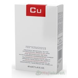 Cu TREATMENT TO THE PHYSIOLOGICAL GROWTH OF HAIR