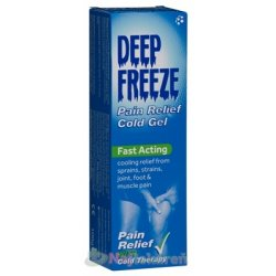 Deep Freeze Pain Relief Cold Gel