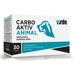 VIRDE CARBO AKTIV ANIMAL