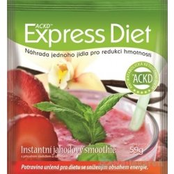 EXPRESS DIET ACKD Jahodový smoothie