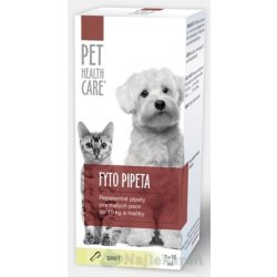 PET HEALTH CARE FYTO PIPETA