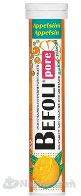 Vitabalans BEFOLI Orange effervescent