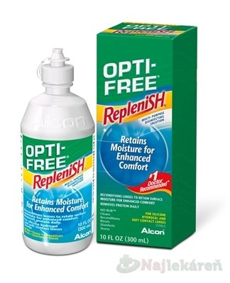 Alcon Opti-Free Replenish 300 ml