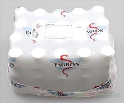 Liekovka 25 ml skrutk.uzáver so štetčekom - FAGRON