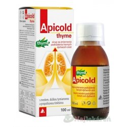 Apicold thyme sirup
