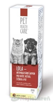 PHC FYTO SPRAY repeletný, pre psov a mačky 200 ml