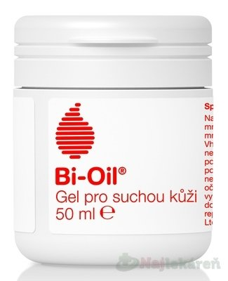 Bi-Oil Gél na suchú pokožku 50ml - Bi-Oil Gél na suchú pokožku 50 ml